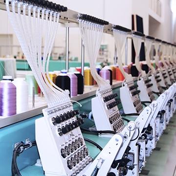 Pisos para Indústria têxtil