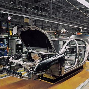 Pisos para Indústria automotiva e de autopeças