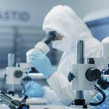 Pisos para Laboratórios