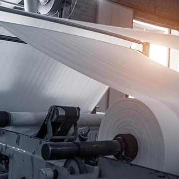 Pisos para Indústria de Papel e Celulose