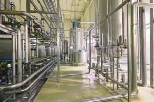 Descubra qual o piso industrial indicado para laticínios